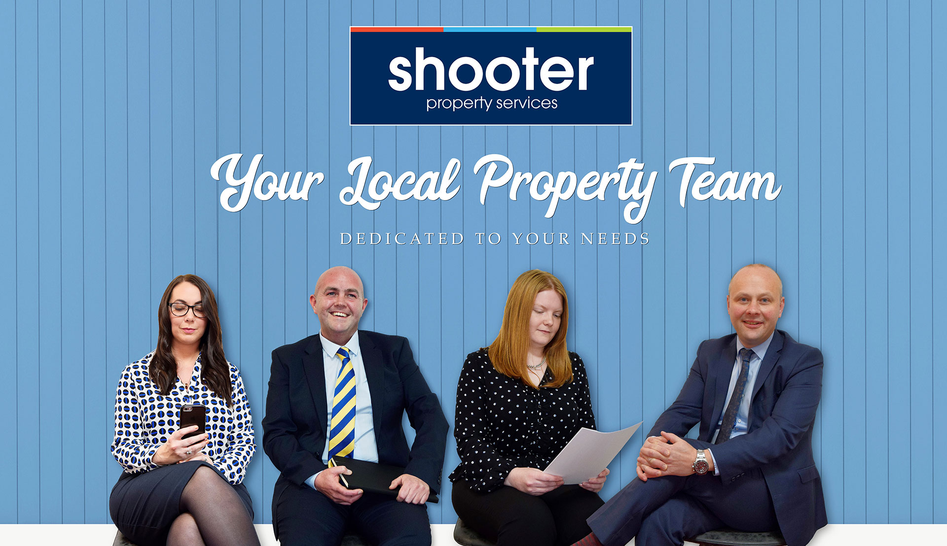 Shooter Property Services (Lisburn) Group Shot